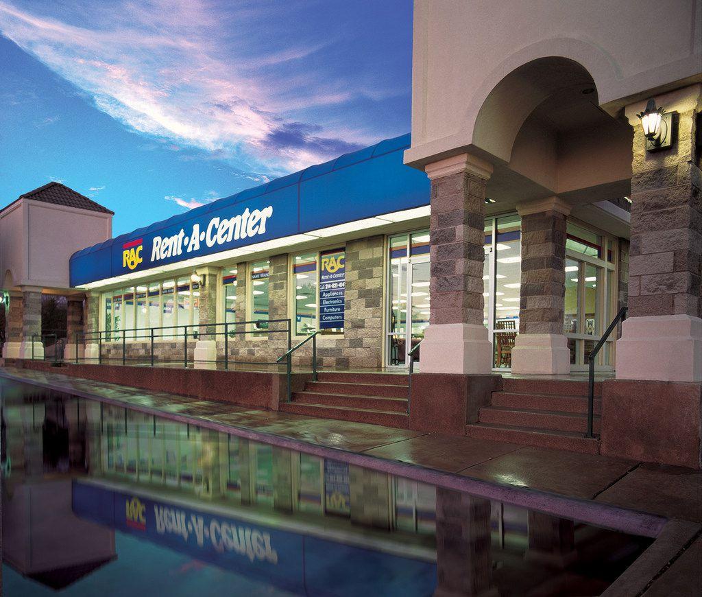 Rent-A-Center storefront