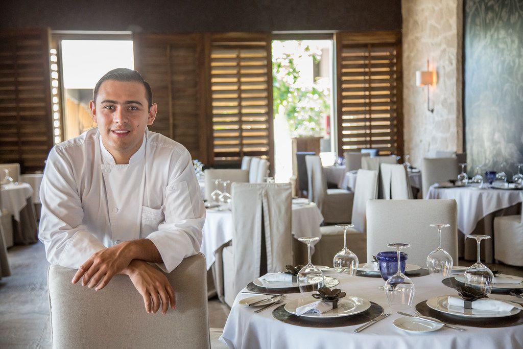 Jose Meza is the executive chef at new Dallas restaurant Jalisco Norte.