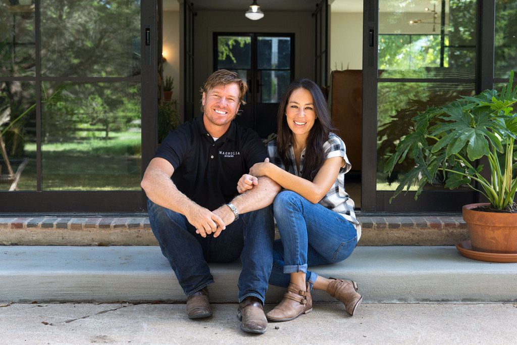 Chip and Joanna Gaines of Waco.