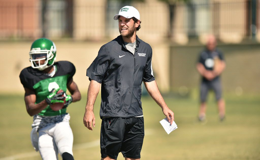 Former Texas Tech QB, ex-UNT offensive coordinator Graham Harrell says this is the key to succeeding offensively