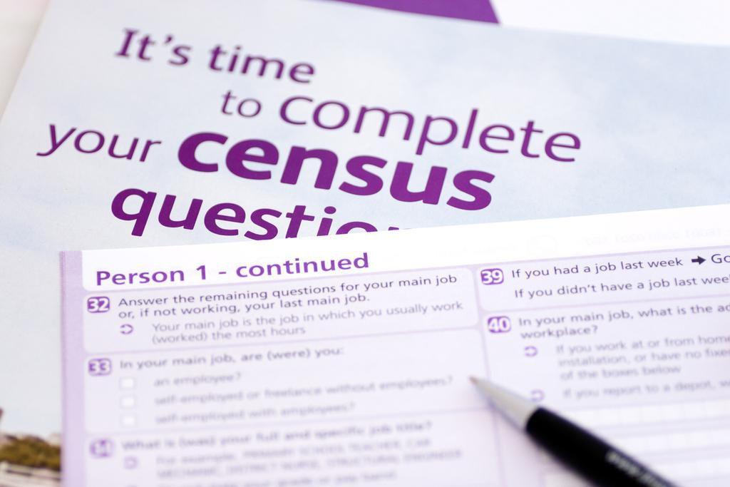 El cuestionario del censo no incluirá una pregunta sobre ciudadanía, como pretendía el gobierno de Donald Trump (GETTY IMAGES/AFP)