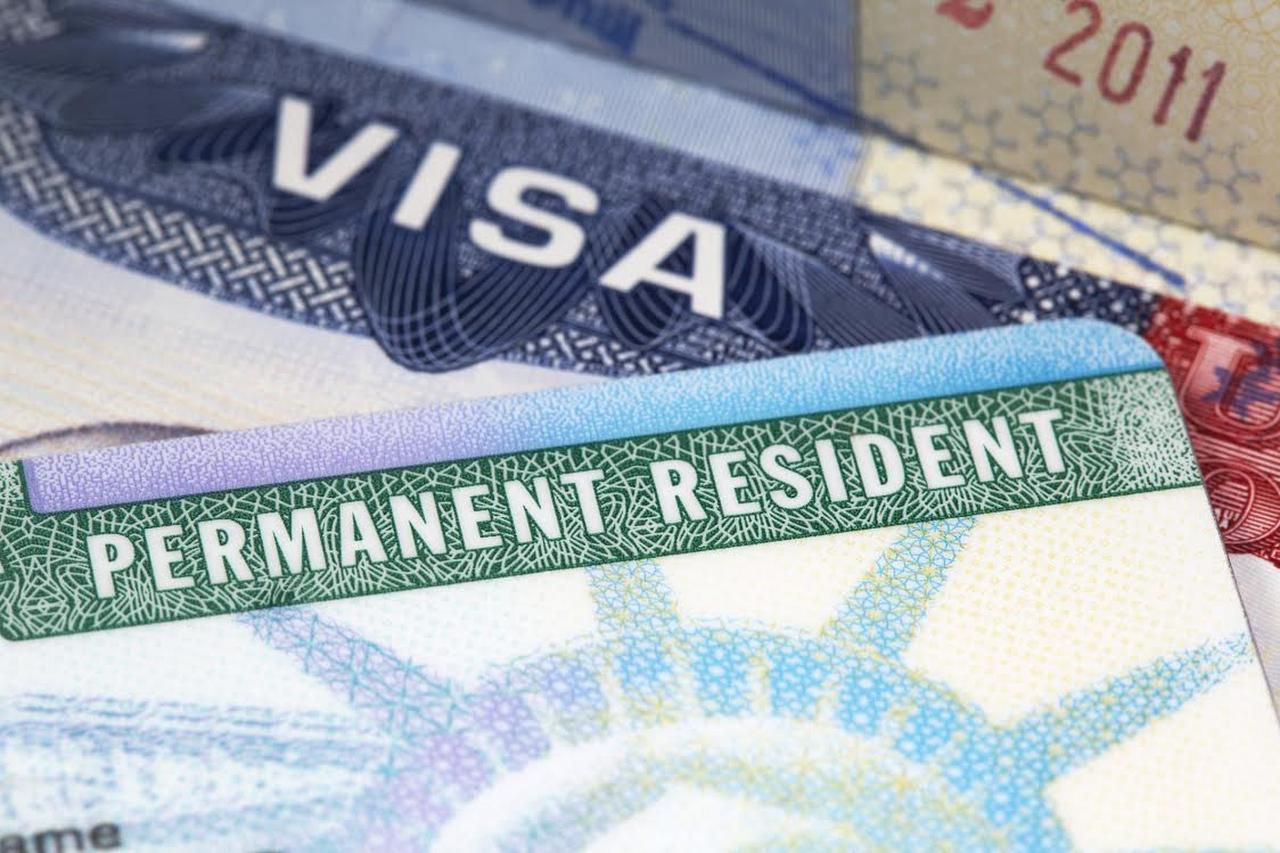 Documentos migratorios de USCIS.(Getty Images/iStockphoto)