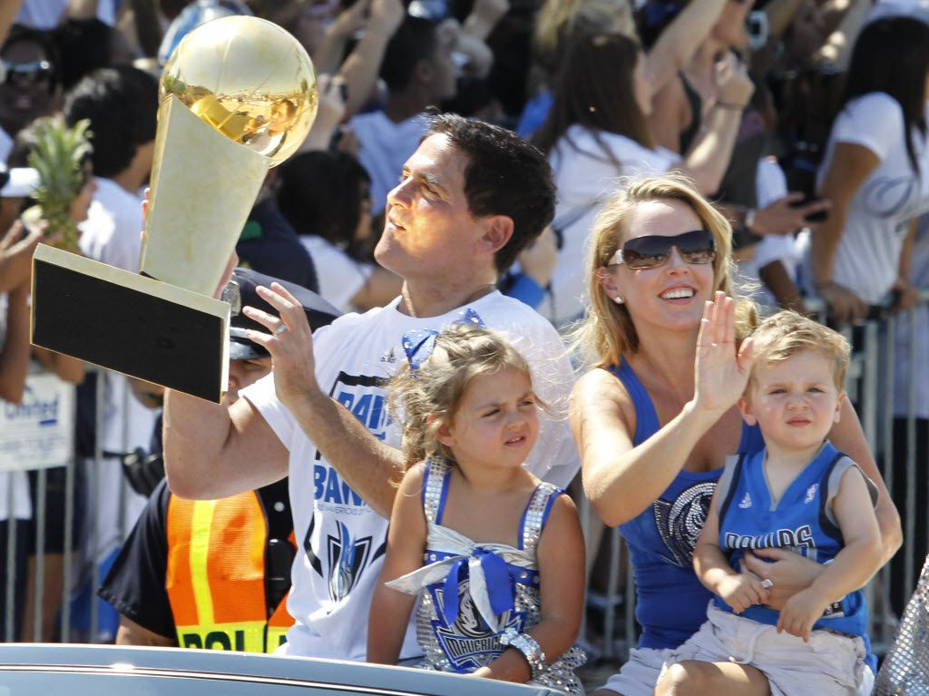 Mark Cuban said Monday that he's scared for the country -- and for his kids -- because of Donald Trump.