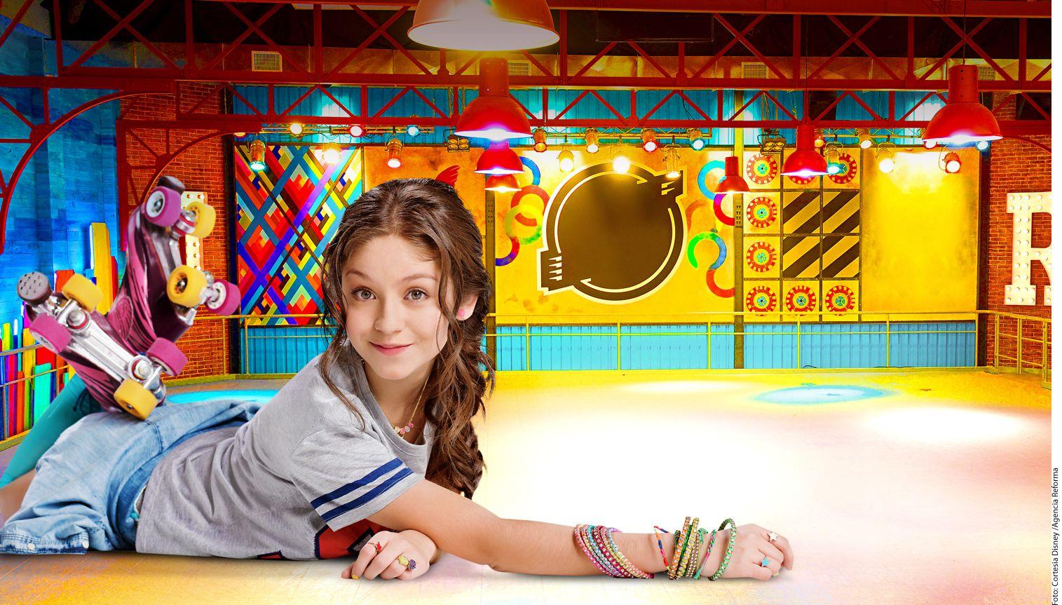 Karol Sevilla es la protagonista de Soy Luna, la segunda serie que Disney ha producido en Latinoamérica, después de Violetta./AGENCIA REFORMA