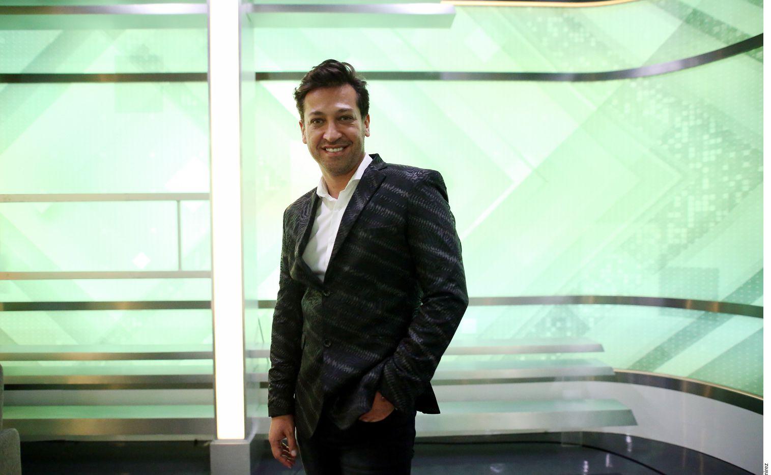 Pablo Ruiz, quien se acepta como gay, no descarta enamorarse de una mujer y tener… ícinco hijos!/ AGENCIA REFORMA