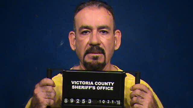 Rogelio Homero Flores (OFICINA del SHERIFF DE VICTORIA/FACEBOOK)
