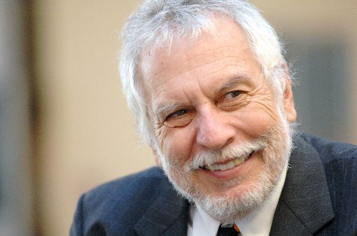 Nolan Bushnell, founder of Atari and Chuck E Cheese, talks about his life as an innovator Wednesday, Oct. 11, 2006, afternoon at the Oklahoma History Center in Oklahoma City.