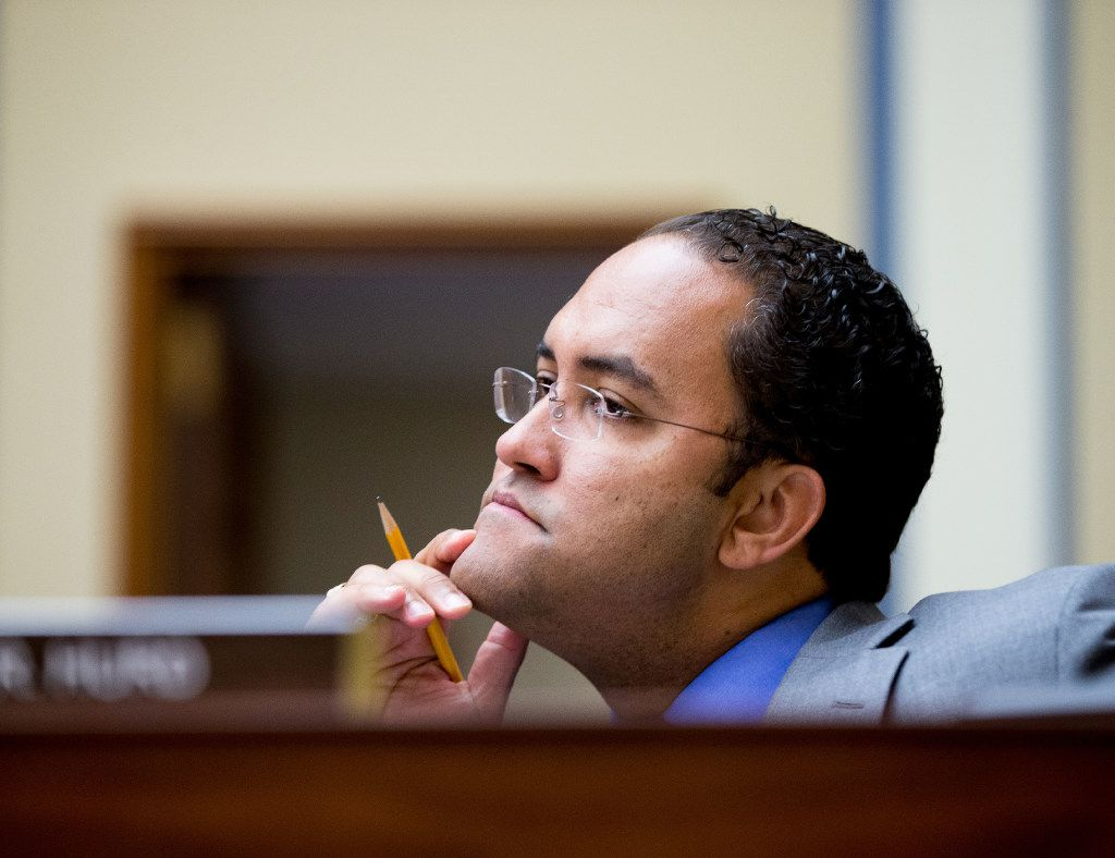 Rep. Will Hurd, R-Texas, questioned how someone could see the North American Free Trade Agreement as a bad deal.