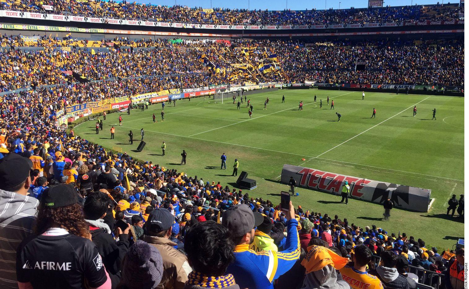Práctica del domingo de los Tigres será abierta para los aficionados. Foto Agencia Reforma