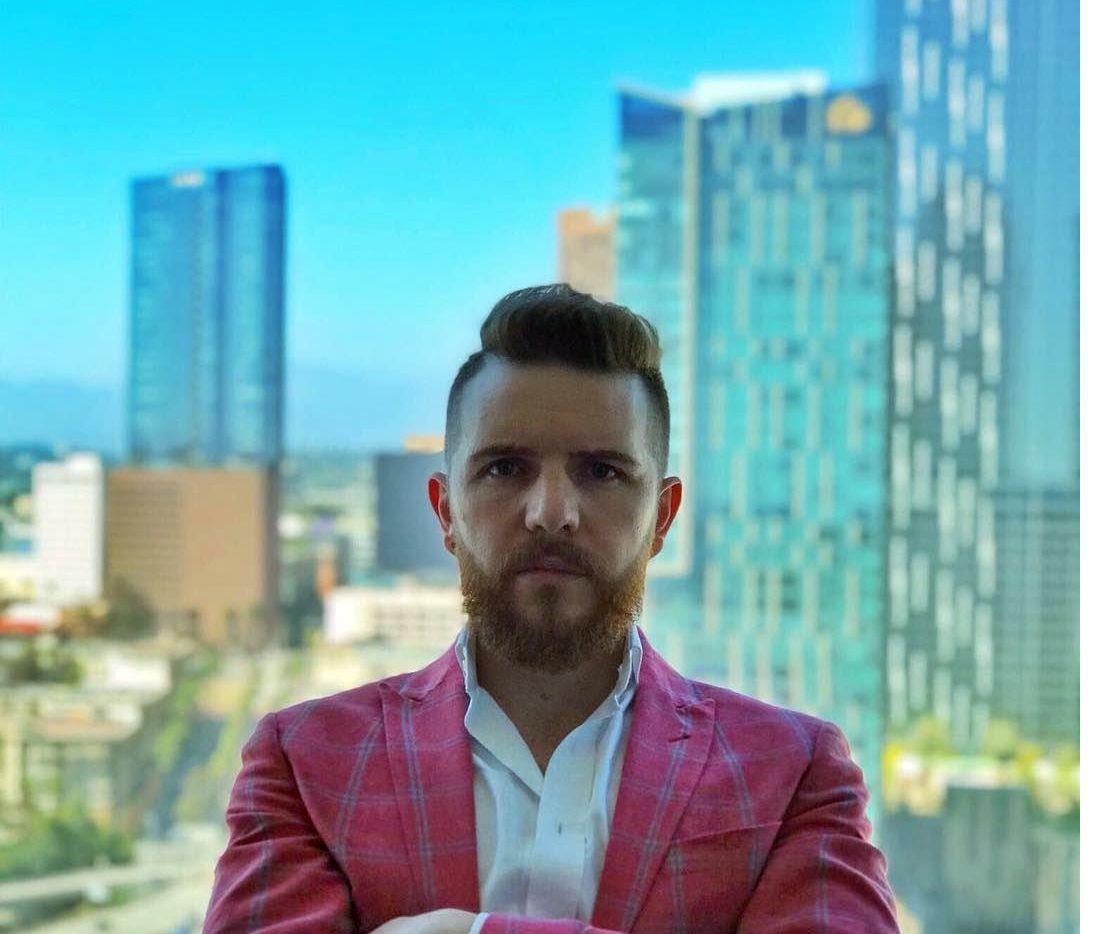 """Daniel Habif, el """"speaker motivacional"""" como se define a sí mismo, ahora llevará su movimiento """"Inquebrantables"""" a la Arena Monterrey el miércoles 11 de septiembre."""
