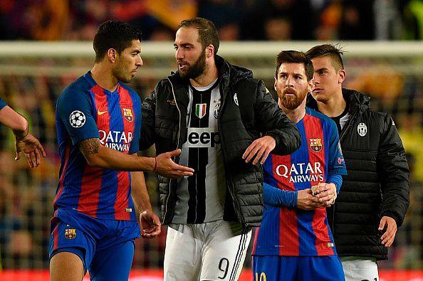 Gonzalo HIguaín es la figura de la Juventus y está fuera de la selección de Argentina. Foto GETTY IMAGES