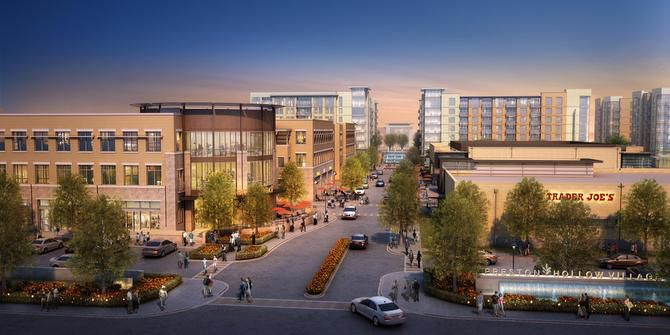Preston Hollow Village is more than half leased to restaurants and shops with plans to start $150 million second phase at the end of this year.
