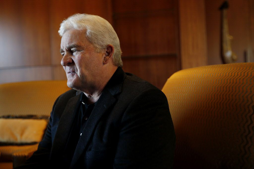 Kelcy Warren, CEO and chairman of the board of Energy Transfer Partners.(Andy Jacobsohn/The Dallas Morning News)