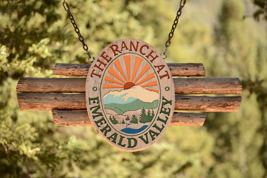 The Ranch at Emerald Valley has been welcoming visitors since the 1920s.