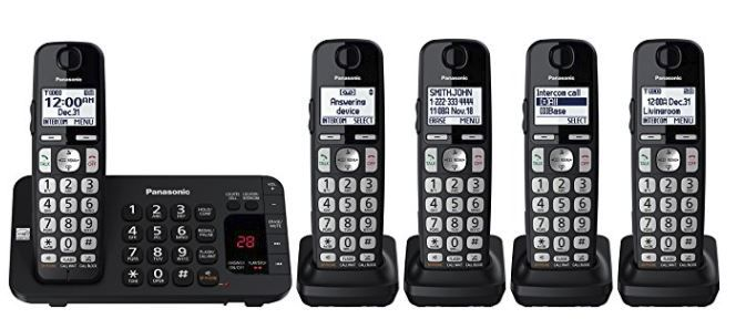 Panasonic's call block phone, recommended by a Watchdog reader.