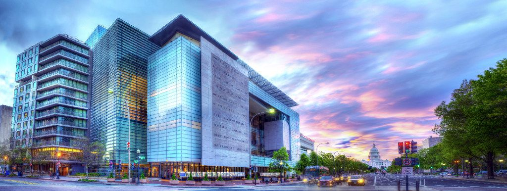 The Newseum is a one-of-a-kind museum that focuses on news events and the reporters who have covered them.