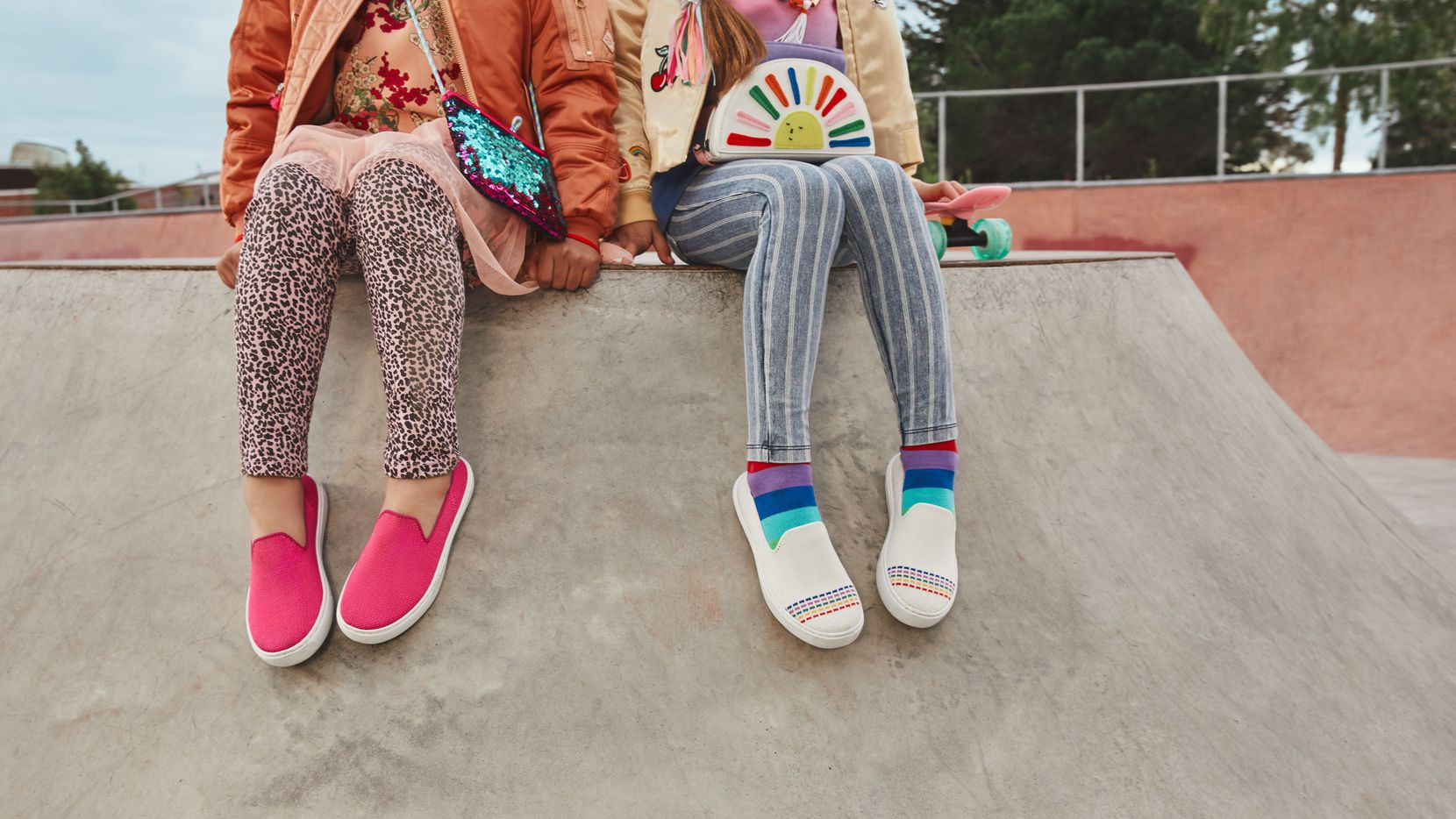 Rothy's, an online shoe brand making its Texas debut Friday, sells women's shoes starting at $145 and children's shoes at $55.