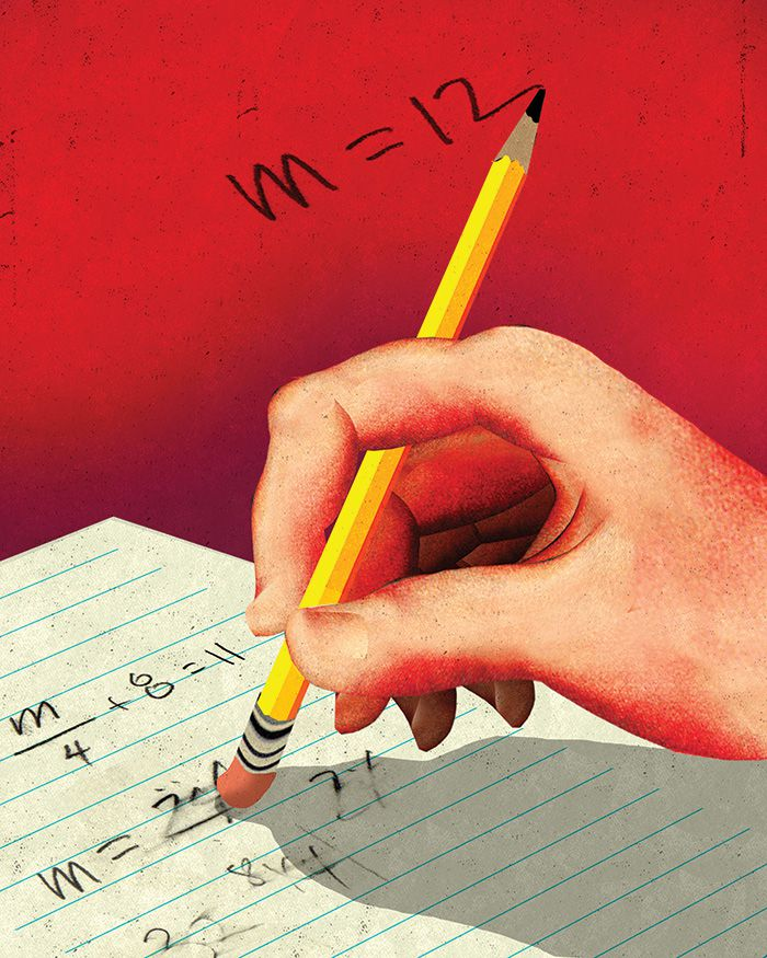 Dana Goldstein: Advanced math is pointless and only causing