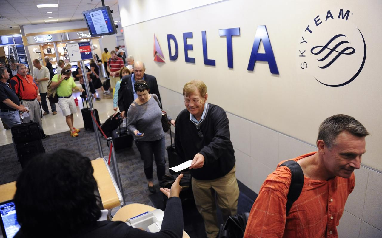 Delta's hold on Hartsfield-Jackson Atlanta International Airport, the world's busiest, is now just over 80 percent. Low-cost carrier AirTran has cut flights there as part of its merger into Dallas-based Southwest.