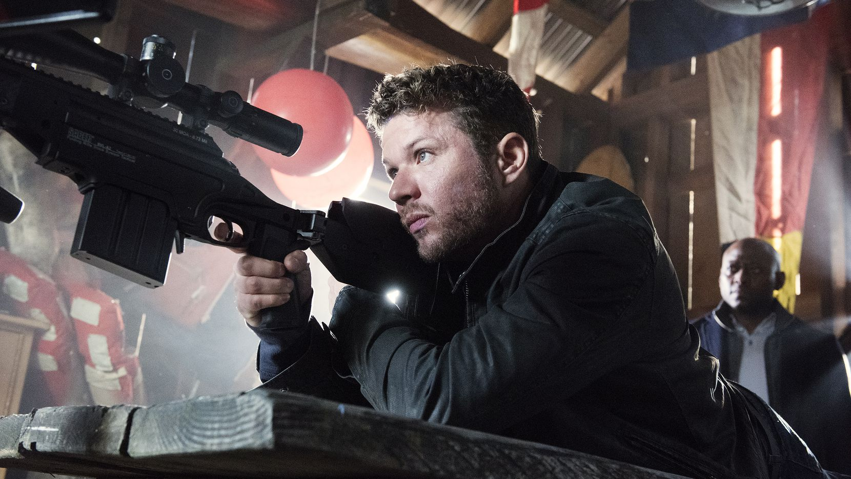 """Ryan Phillippe as Bob Lee Swagger in """"Shooter."""""""