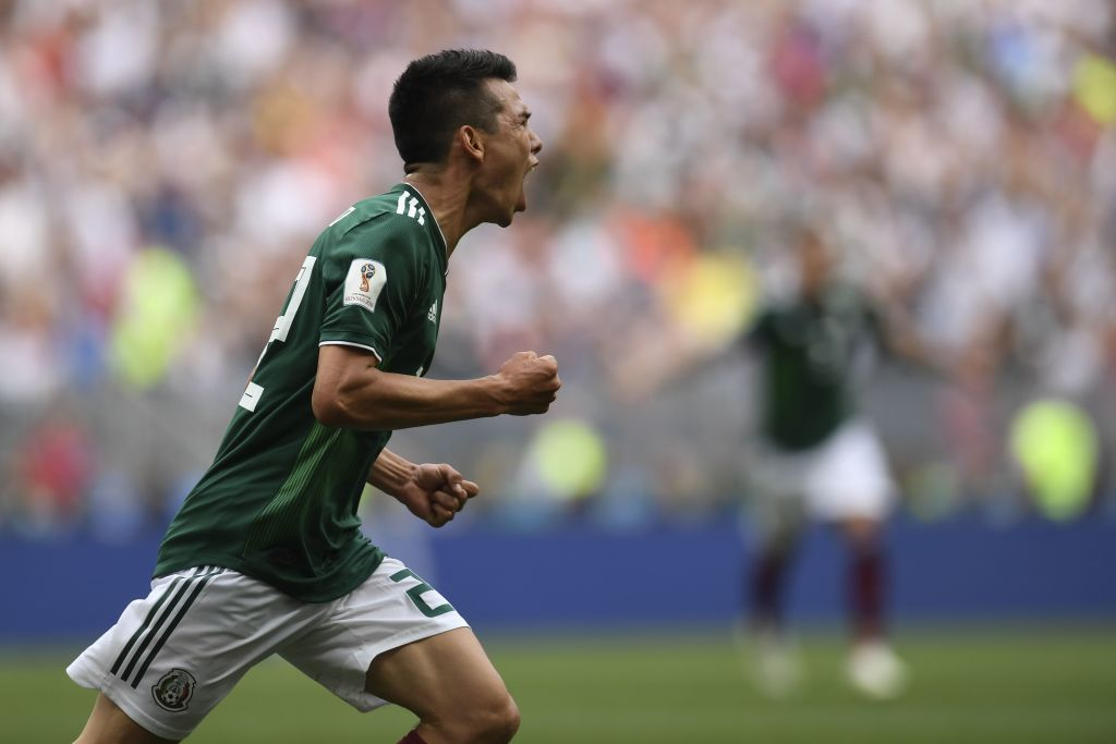 Hirving Lozano. Foto Getty Images