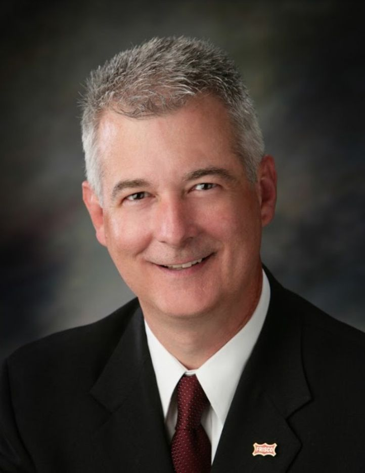 FRISCO ECONOMIC DEVELOPMENT CORP. named Ron Patterson as president.