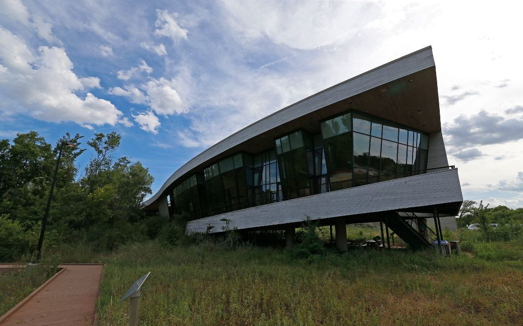 The Trinity River Audubon Center in southeast Dallas is offering $1 admission in August.