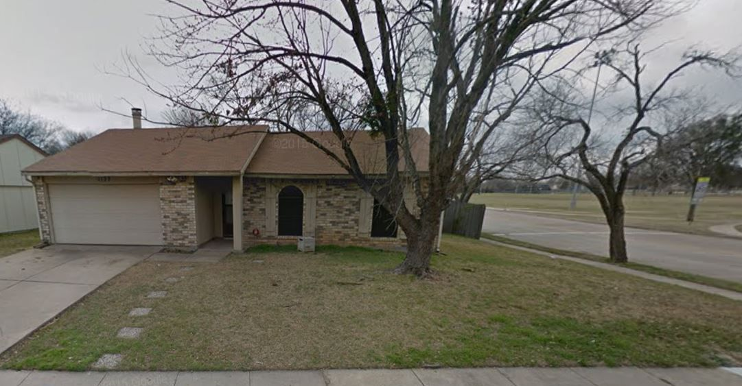 The victim's home is next to Freedom Park and Truman Middle School. (Google Maps)
