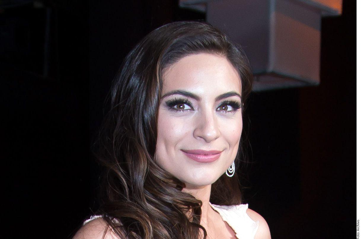 La actriz interpretará a Cristal Flores./ AGENCIA REFORMA