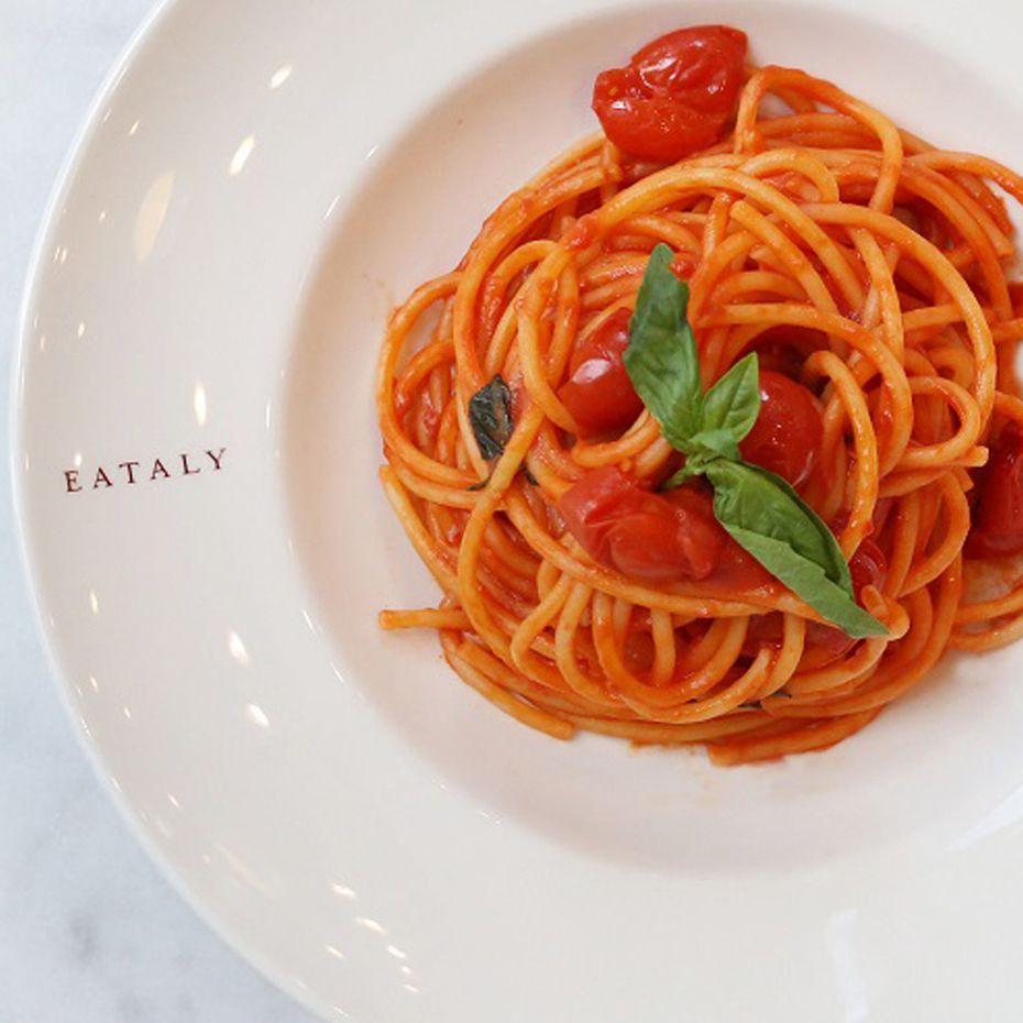 Eataly Las Vegas is basically an amusement park for lovers of Italian food.