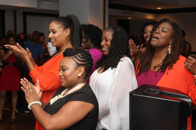 """Fans gathered Saturday at Le Meridien Dallas Galleria for a launch event for the book """"Shift."""""""