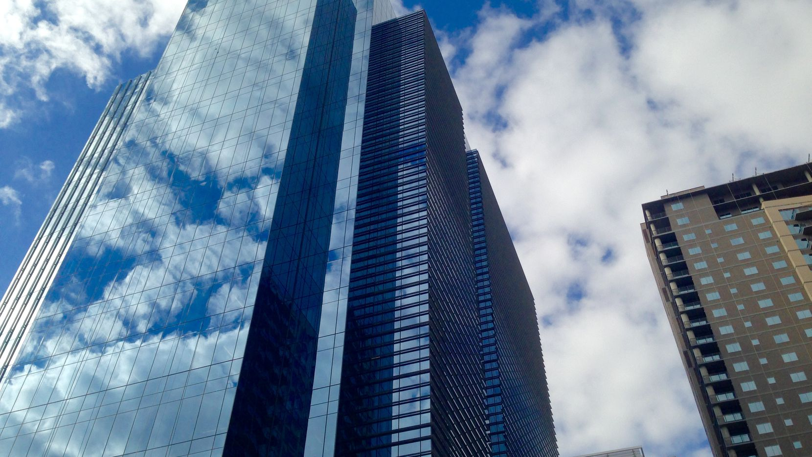 Nuveen Real Estate's new Dallas regional office is in the Union office tower at Cedar Springs Road and Field Street.