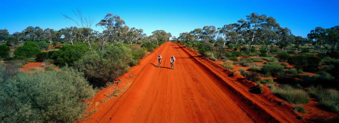 Tour d'Afrique is launching the first Trans-Oceania expedition in 2014, which will include cycling through Australia's Outback.