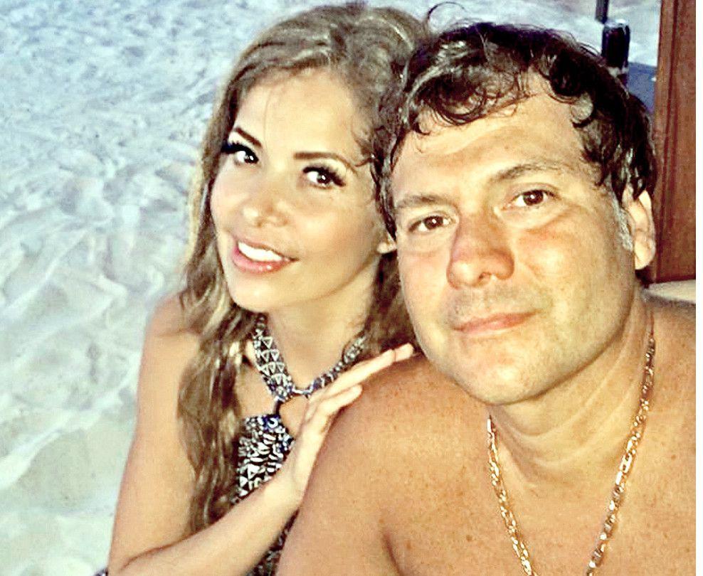 Sin mencionar el nombre de Alicia Machado, Armando Gómez (der.), esposo de Glori Trevi (izq.), contó en sus redes que ya estaba cansado de las agresiones que estaba recibiendo su mujer, por lo que era momento de ponerle un alto. / AGENCIA REFORMA