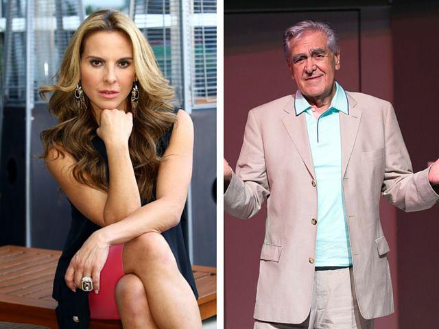 Eric del Castillo dio una entrevista en México sobre la situación de su hija Kate./ AGENCIA REFORMA
