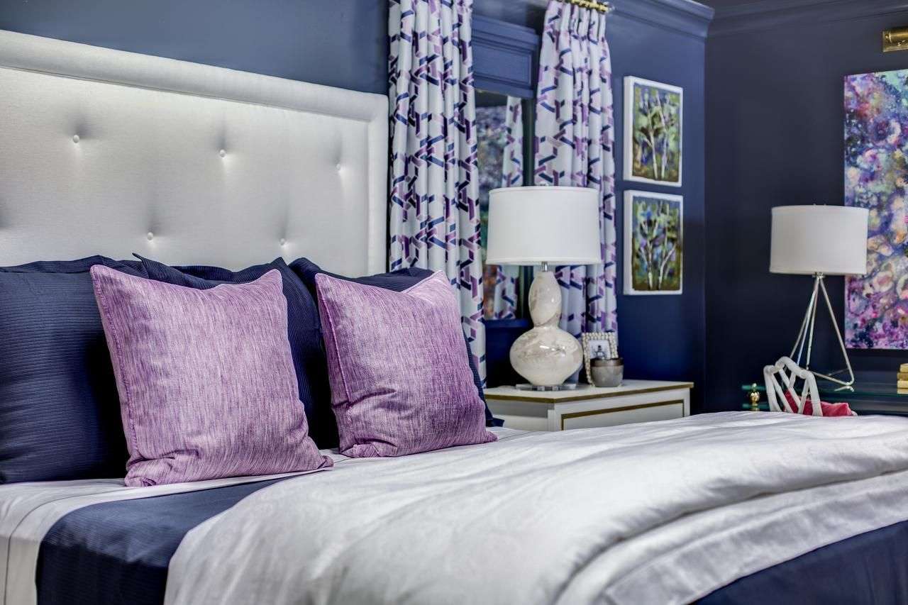 The collection includes  home furnishings for bedroom and living spaces.