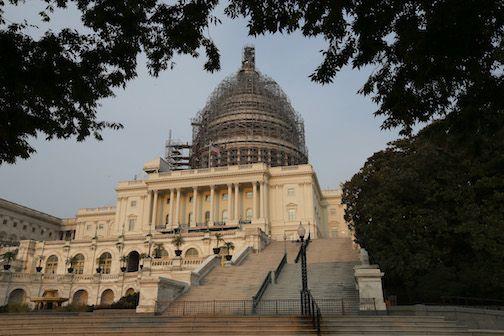 El congreso empieza sesiones este lunes, de cara a la elección de noviembre. AP