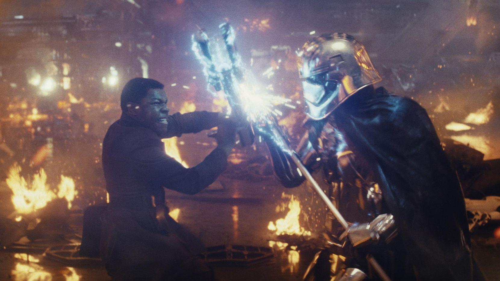 Star Wars: The Last Jedi se estrena a fines de diciembre.