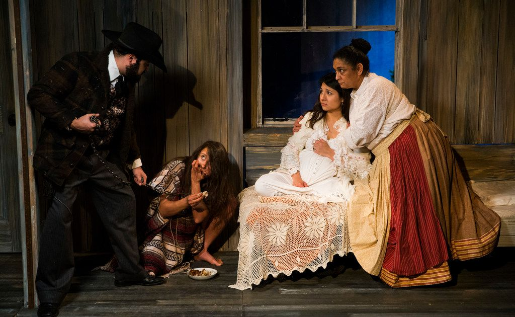 Wolf at the Door,' 'Lela and Co' are Dallas plays about