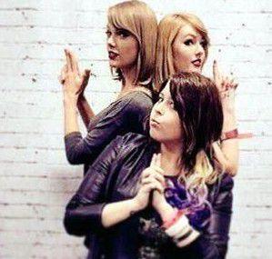 La cantante Taylor Swift convivió con Olivia Sturges, una chica de 19 años que es fan de hueso colorado/AGENCIA REFORMA