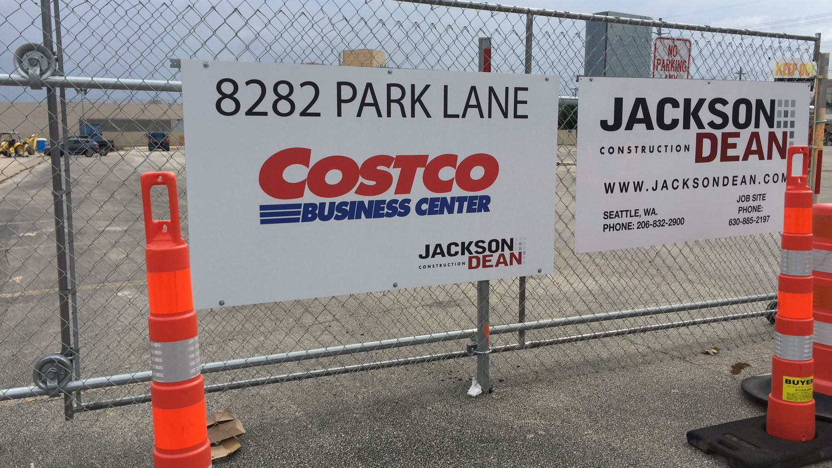 Here's what Costco is doing with the old Sam's Club on Park Lane