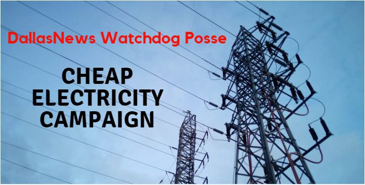 """The """"DallasNews Watchdog Posse"""" Facebook group has more than 1,000 members who are concerned about confusing electricity plans, high property taxes and unlicensed roofers, among other issues."""