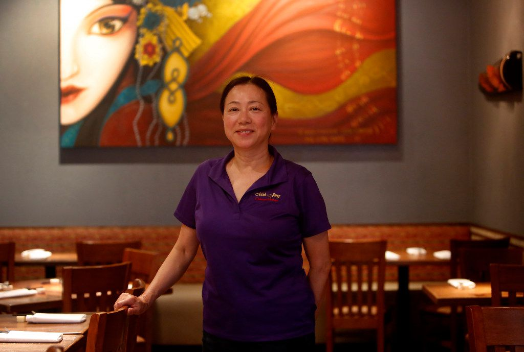 Maj-Jong Chinese Kitchen chef-owner Fannie Law