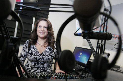 Kryssia Guillén, preside la Cámara de Comercio de El Salvador en Dallas. | BEN TORRES/AL DÍA