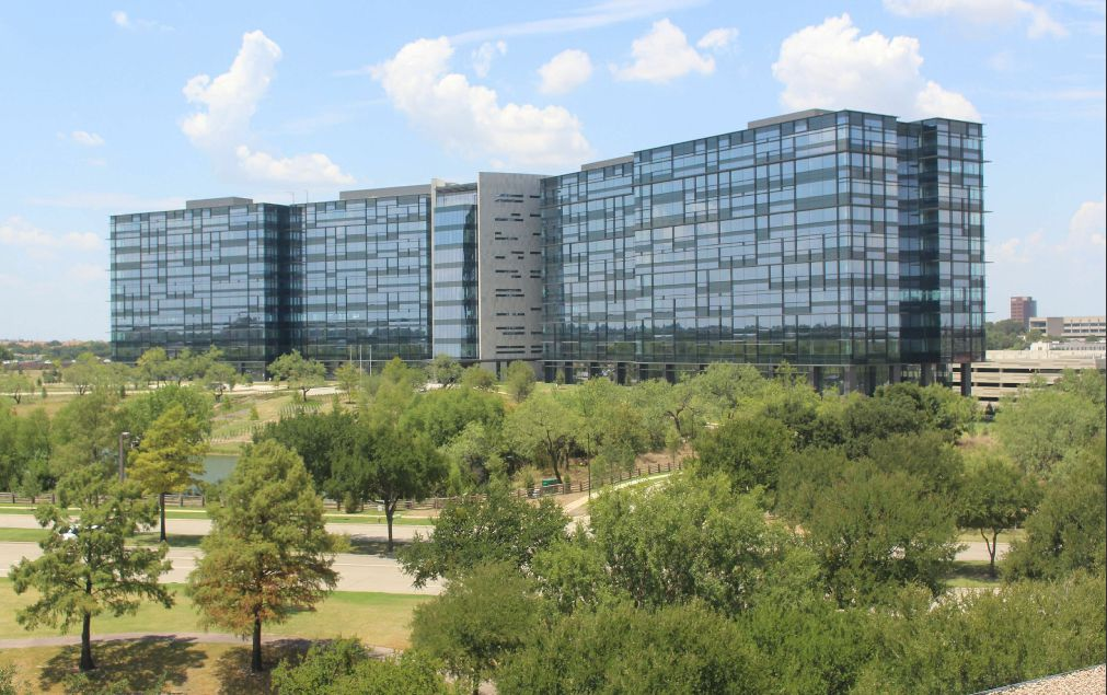 Cushman & Wakefield has been hired to manage and operate the new headquarters campus.