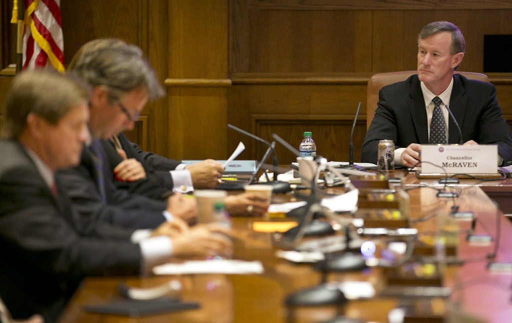 UT System Board of Regents. RALPH BARRERA/ AMERICAN-STATESMAN