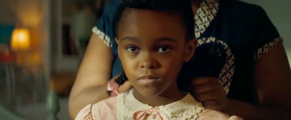 """A new  Procter & Gamble ad focuses on """"The Talk"""" about racism that black parents have with with their children."""