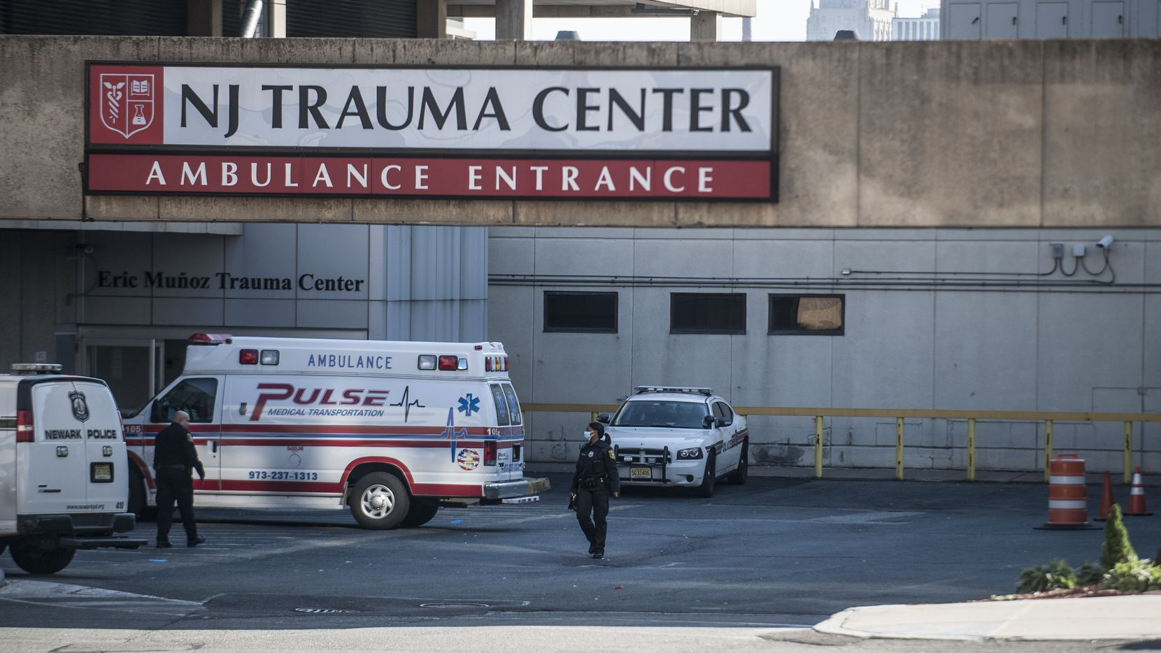 Nurse Kaci Hickox, who worked with Ebola patients in West Africa, was placed under quarantine at Rutgers University Hospital upon her arrival stateside in Newark, N.J. Hickox became the first person to fall under the mandatory 21-day quarantine announced late Friday by Gov. Andrew Cuomo of New York and Gov. Chris Christie of New Jersey.