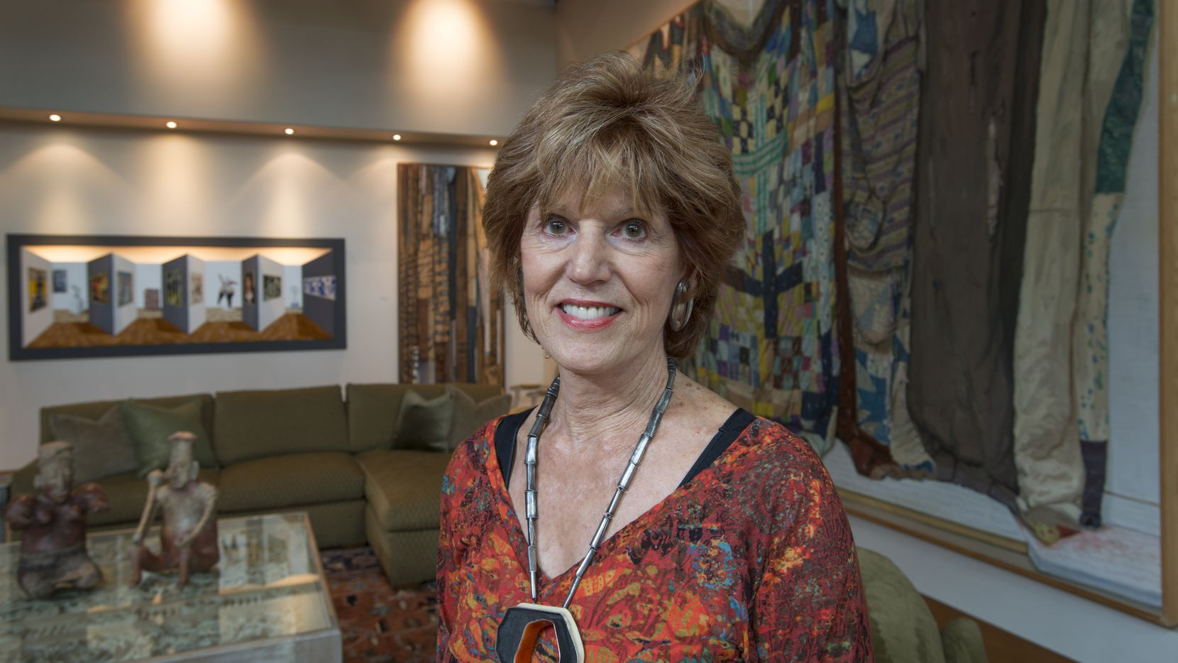 "Donna Wilhelm (""A Life of My Own: A Memoir"") will take part in a discussion Thursday at the Dallas Museum of Art."