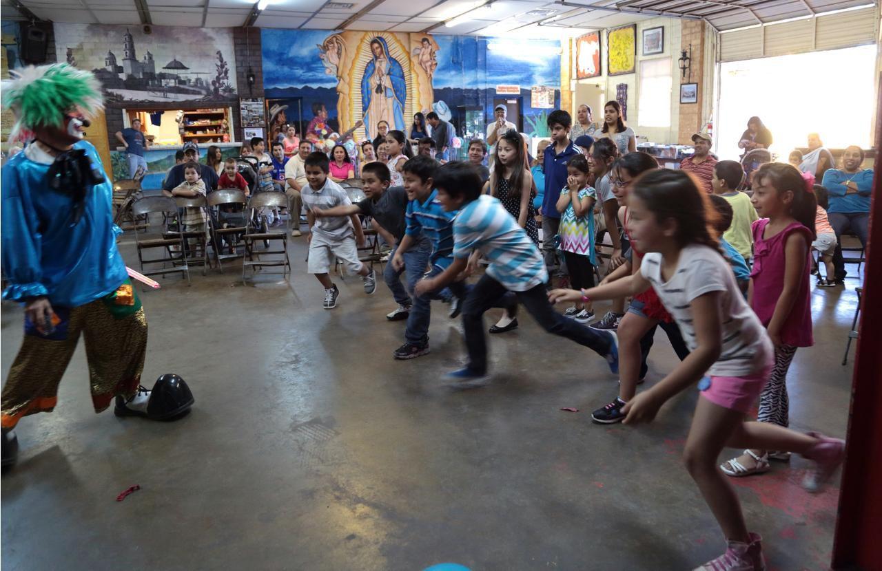 Casa Guanajuato tendrá su tradicional festejo por Día del Niño este domingo, a partir del mediodía.